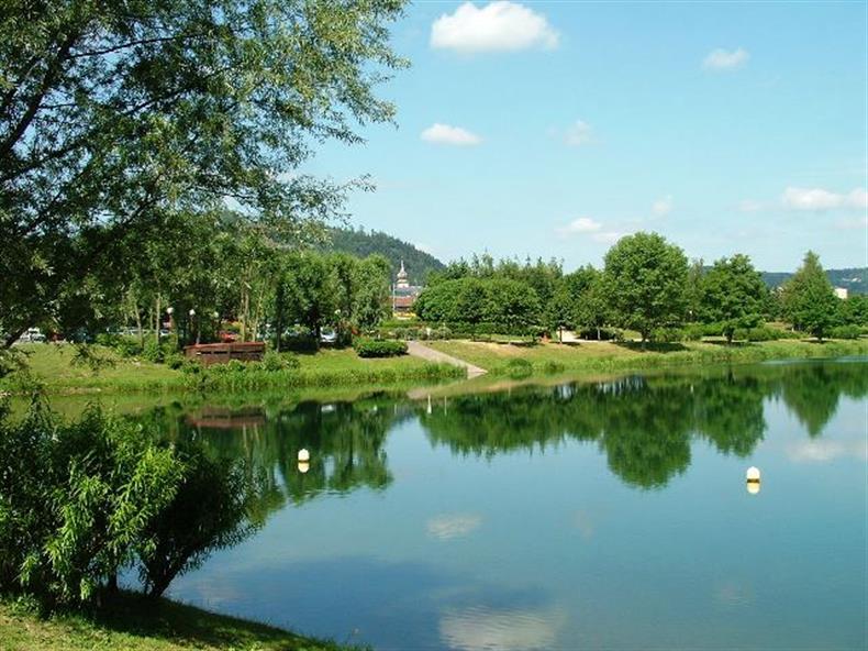 Le plan d 39 eau de remiremont remiremont 88200 sports loisirs f88 fr - Office du tourisme remiremont ...