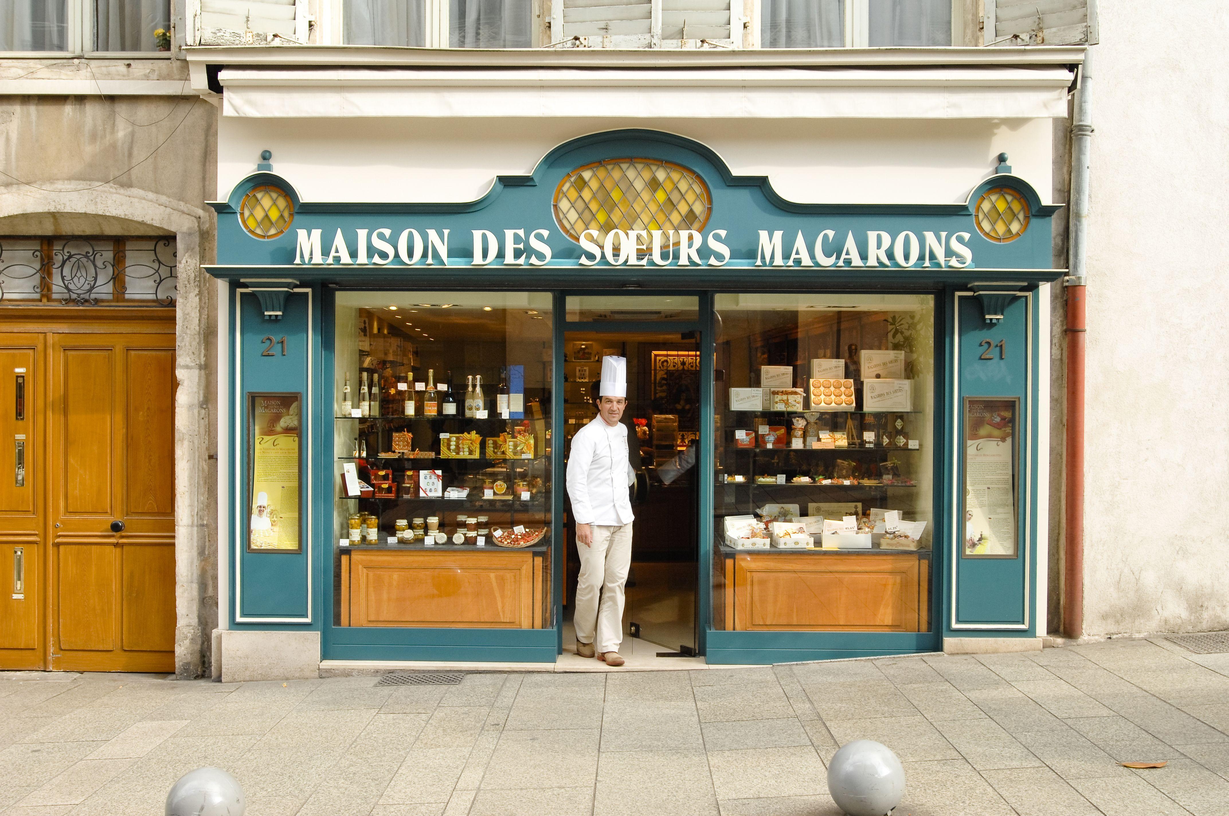 p maison des soeurs macarons copie h 244 tels et restaurants office du tourisme de raon l etape
