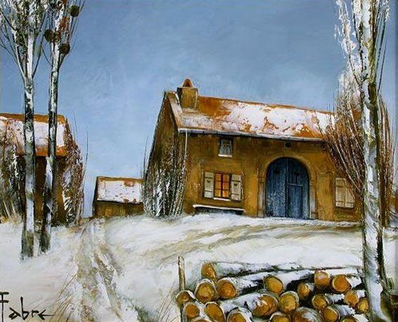 La maison du peintre gilles fabre museum 54450 repaix site officiel du tourisme en meurthe - La maison du peintre ...