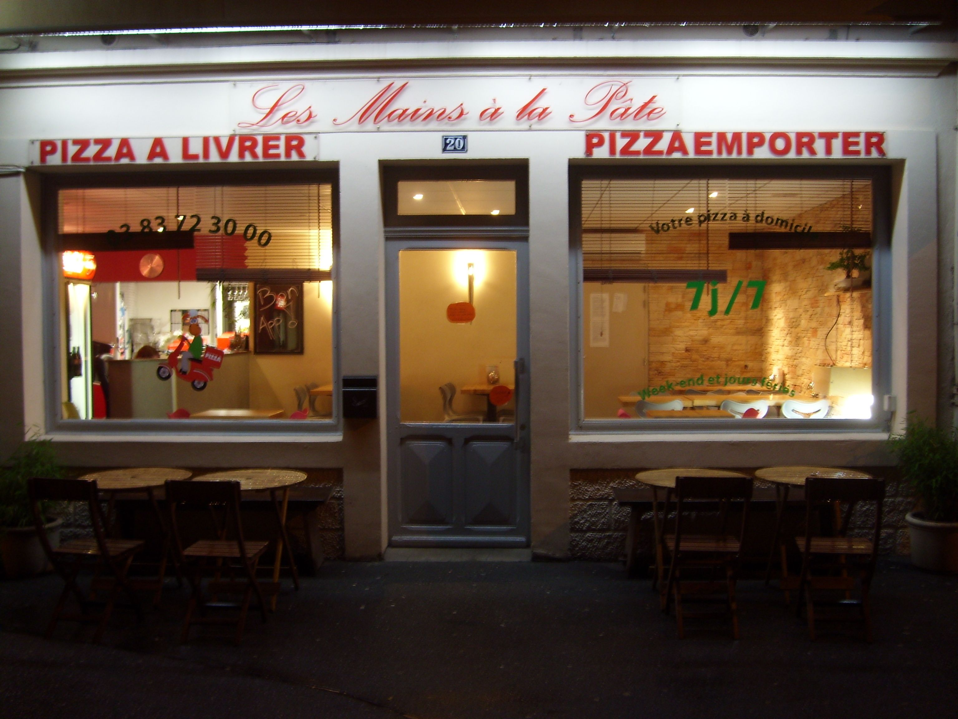 les mains a la pate restaurant 54300 luneville site officiel du tourisme en meurthe