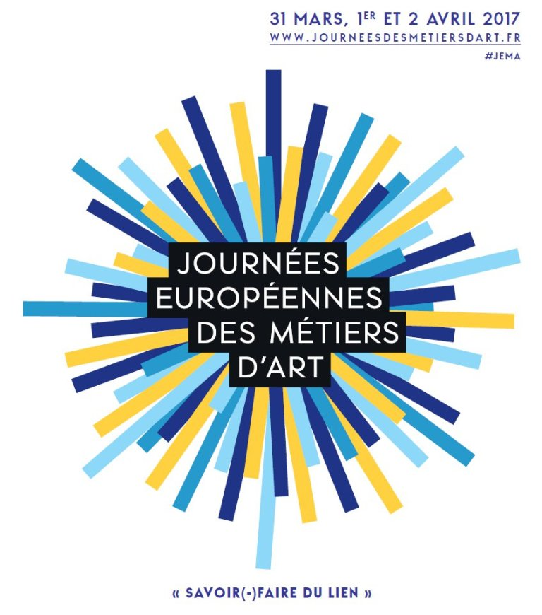 LES JOURNEES EUROPEENNES DES METIERS D'ART