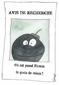FIRMIN LE GRAIN DE RAISIN