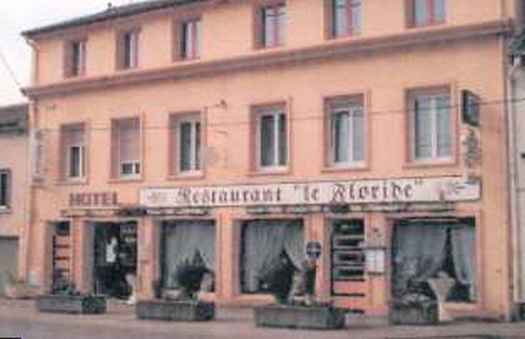 Hotel Restaurant Le Floride Chateau Salins