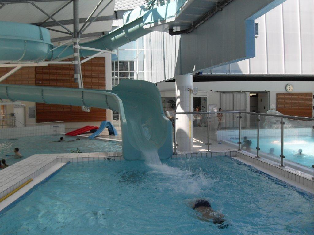 Le centre aquatique de remiremont remiremont massif des for Hotel avec piscine vosges
