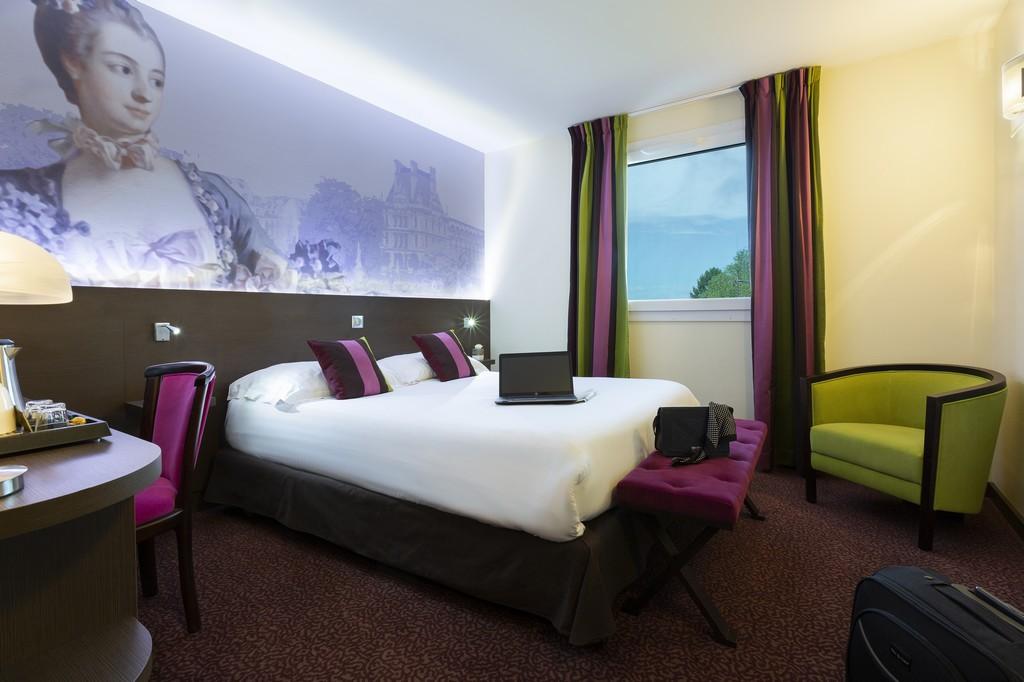 Site officiel de l 39 office de tourisme de la ville de saint for Chambre hotel