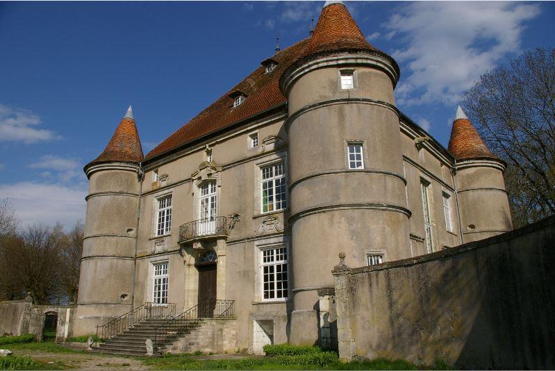Le ch teau de sandaucourt office du tourisme de l 39 ouest - Office de tourisme de l ouest des vosges ...