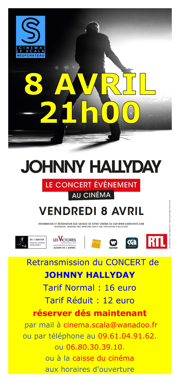 Concert v nement johnny hallyday neufchateau office - Office de tourisme de l ouest des vosges ...