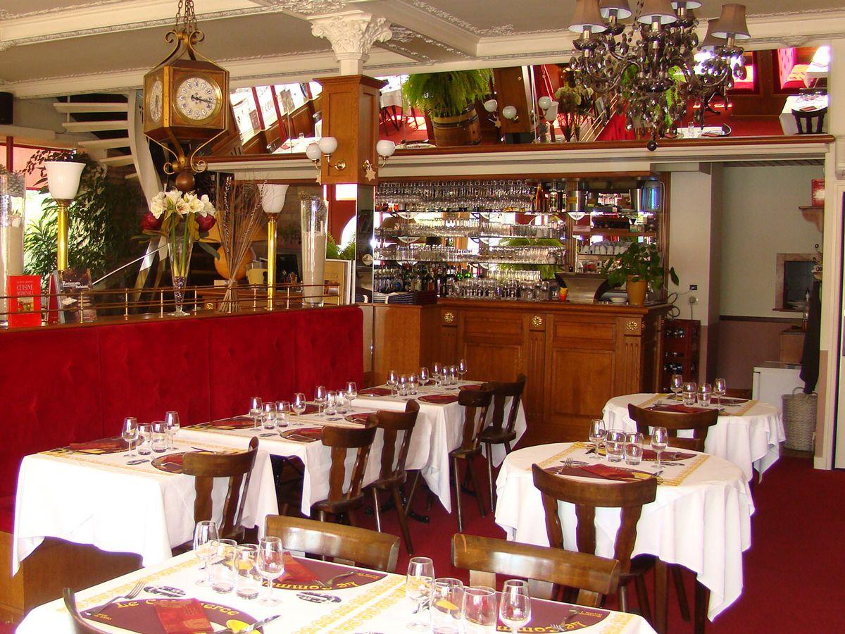 Restaurant La Brasserie Gourmande Ville La Grand