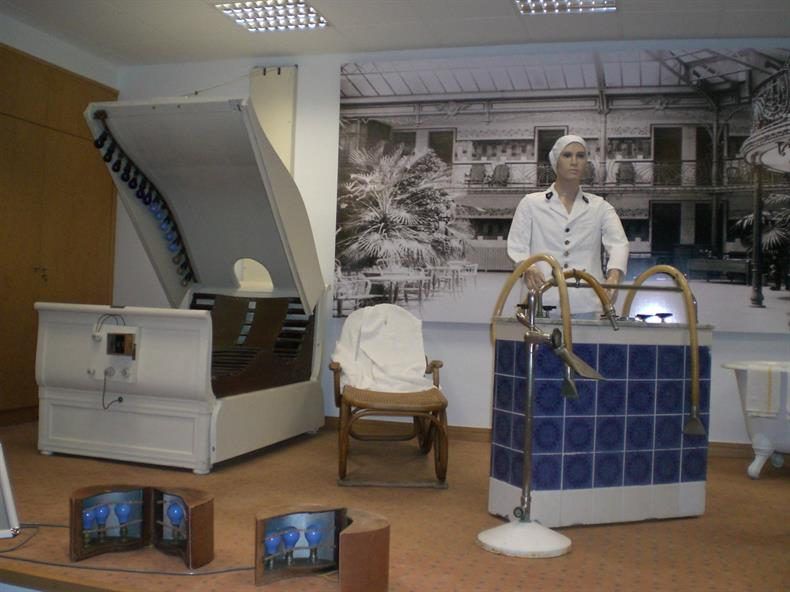 Musée du patrimoine et du thermalisme