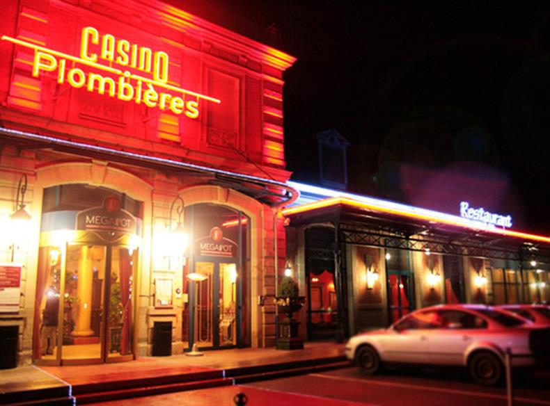 Casino de Plombières