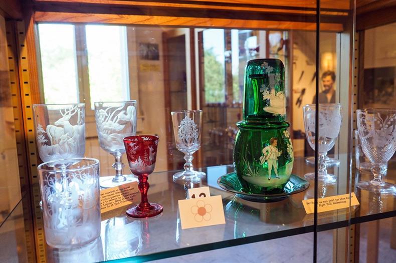 Musée du verre.