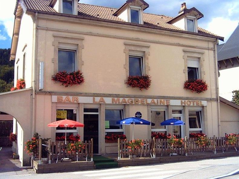 BAR HOTEL LA MAGDELAINE