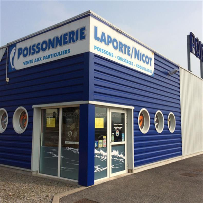 POISSONNERIE LAPORTE-NICOT