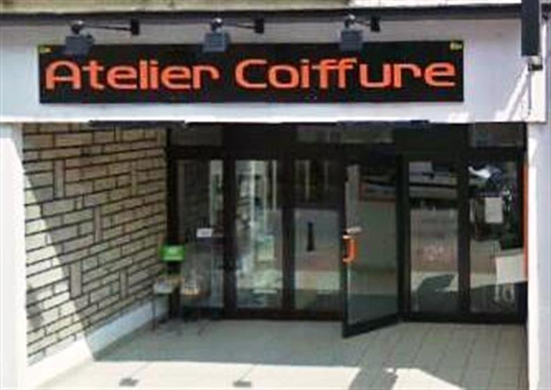Atelier coiffure