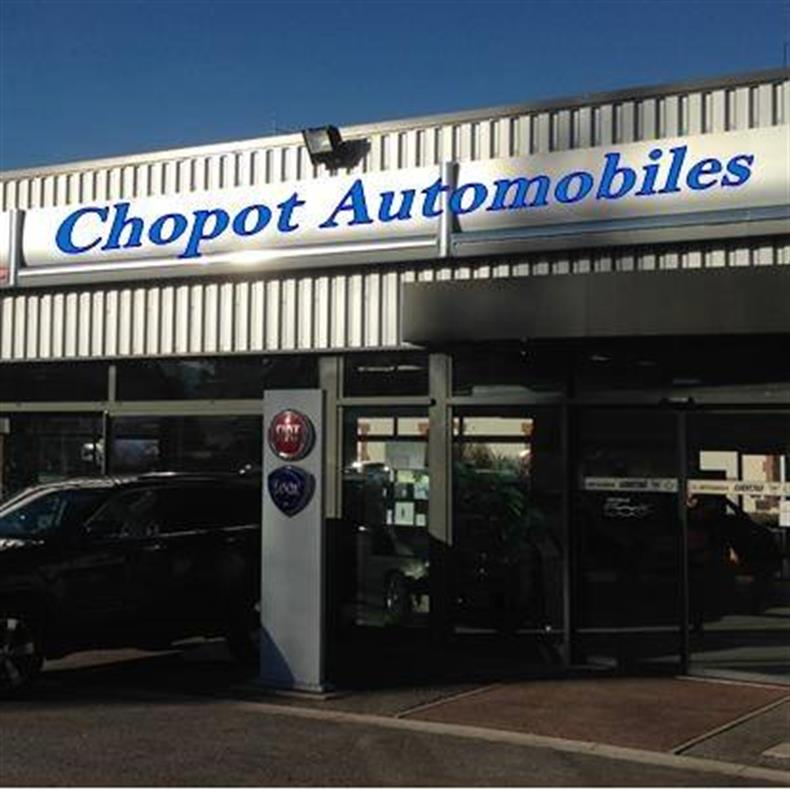 chopot automobiles