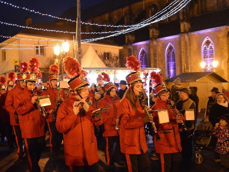 Association Marché de Noël de Plombières-les-Bains