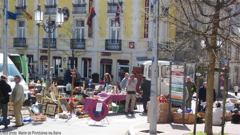 Mairie de Plombières-les-Bains