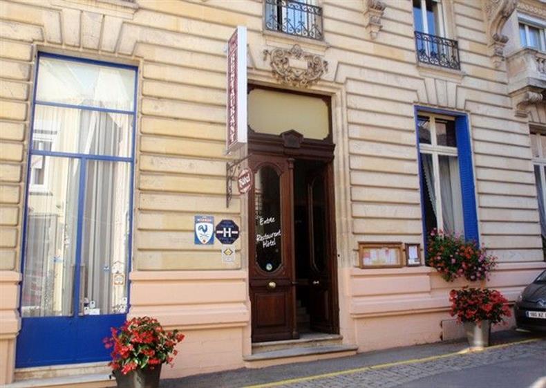 Hôtel d'Alsace