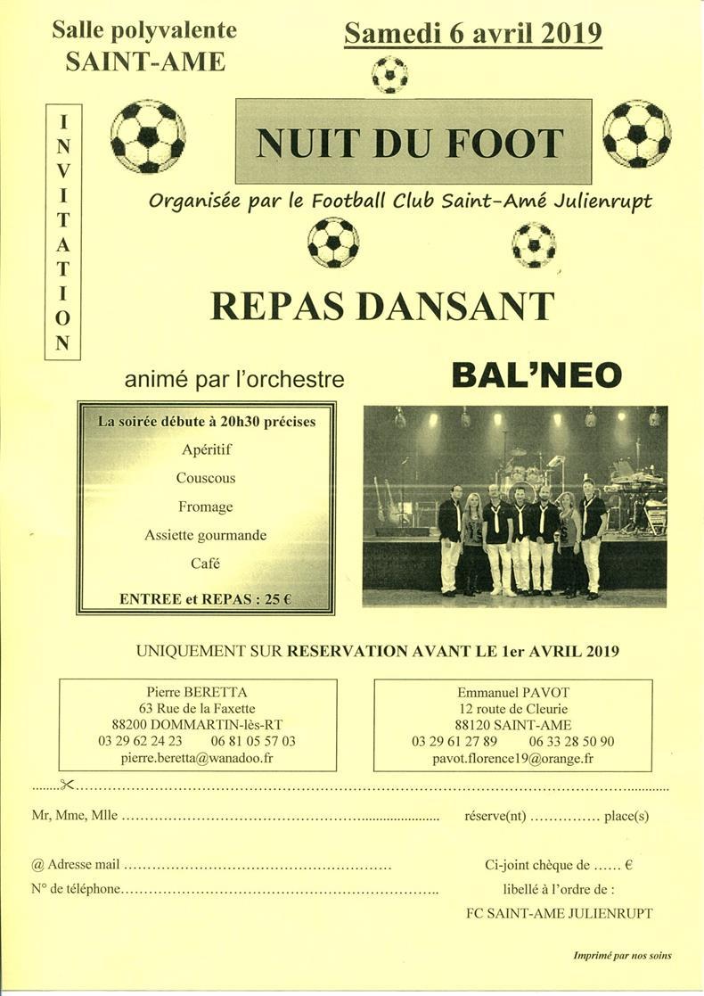 FC Saint-Amé Julienrupt