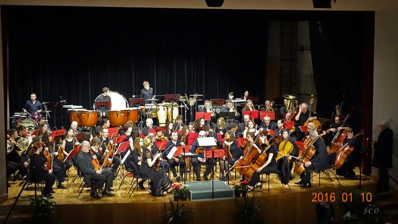 orchestre Luxeuil