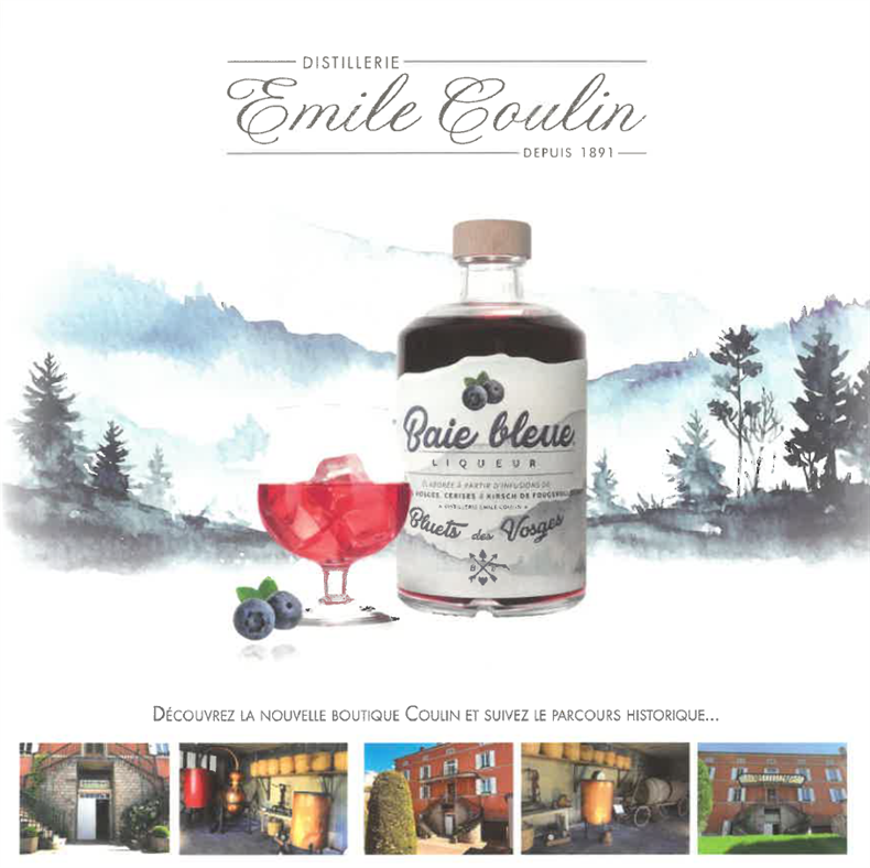 Distillerie Emile Coulin