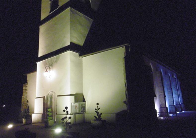 église dommartin