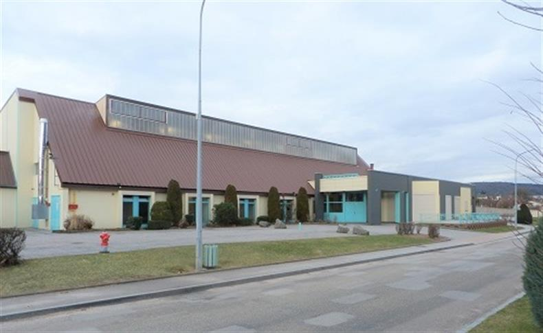 mairie de St Etienne les Remiremont