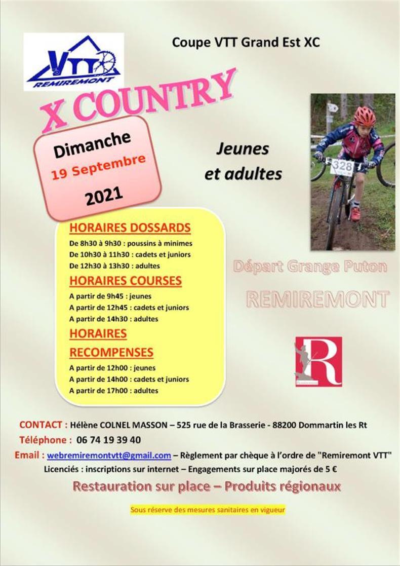 Photo club Remiremont VTT