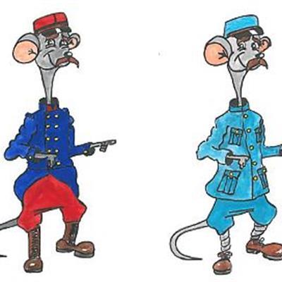 GASPARD LE RAT - FORT DE DOUAUMONT