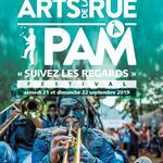 Nancy : FESTIVAL- LES ARTS DE LA RUE