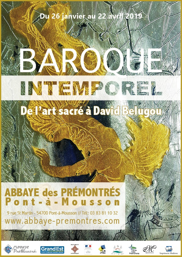RENCONTRE AVEC DAVID BELUGOU : EXPOSITION