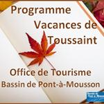 Nancy : VISITES GUIDEES TOUSSAINT- BUTTE DE MOUSSON