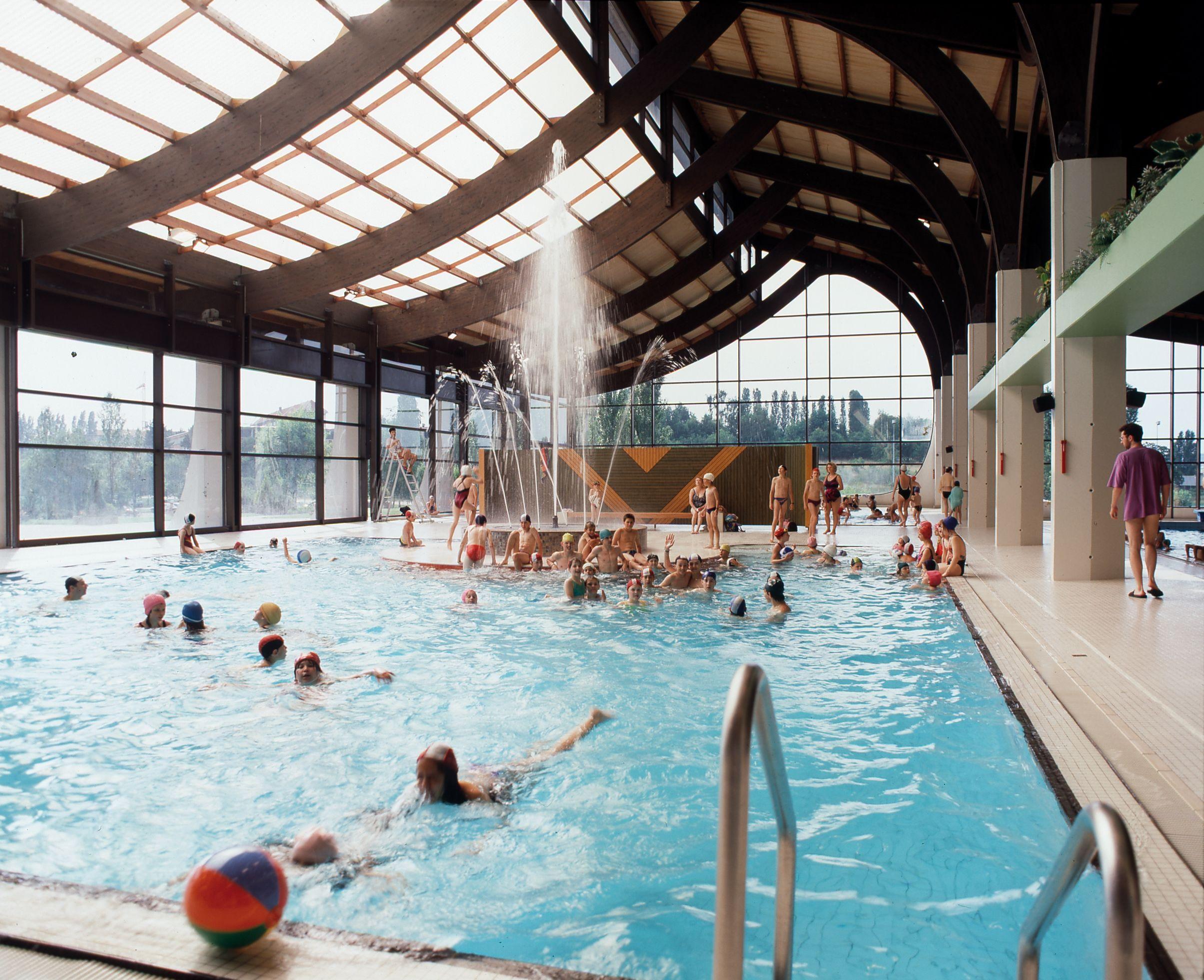 La piscine olympique forbach ot pays de forbach - Piscine olympique horaires ...