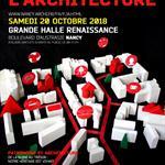 Nancy : LA FOLLE JOURNÉE DE L'ARCHITECTURE 'PATRIMOINE ET ARCHITECTURE'