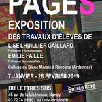 Nancy : EXPOSITION PAGES