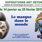 Nancy : EXPOSITION LE MASQUE DANS LE MONDE