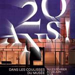 Nancy : EXPOSITION 20 ANS! DANS LES COULISSES DU MUSEE DES BEAUX-ARTS DE NANCY
