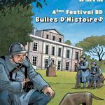 Nancy : FESTIVAL DE BANDE DESSINÉE BULLES D'HISTOIRES