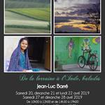 Nancy : EXPOSITION DE LA LORRAINE À L'INDE, BALADES DE JEAN-LUC BARRÉ