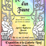 Nancy : EXPOSITION RÊVERIES D'UN FAUNE