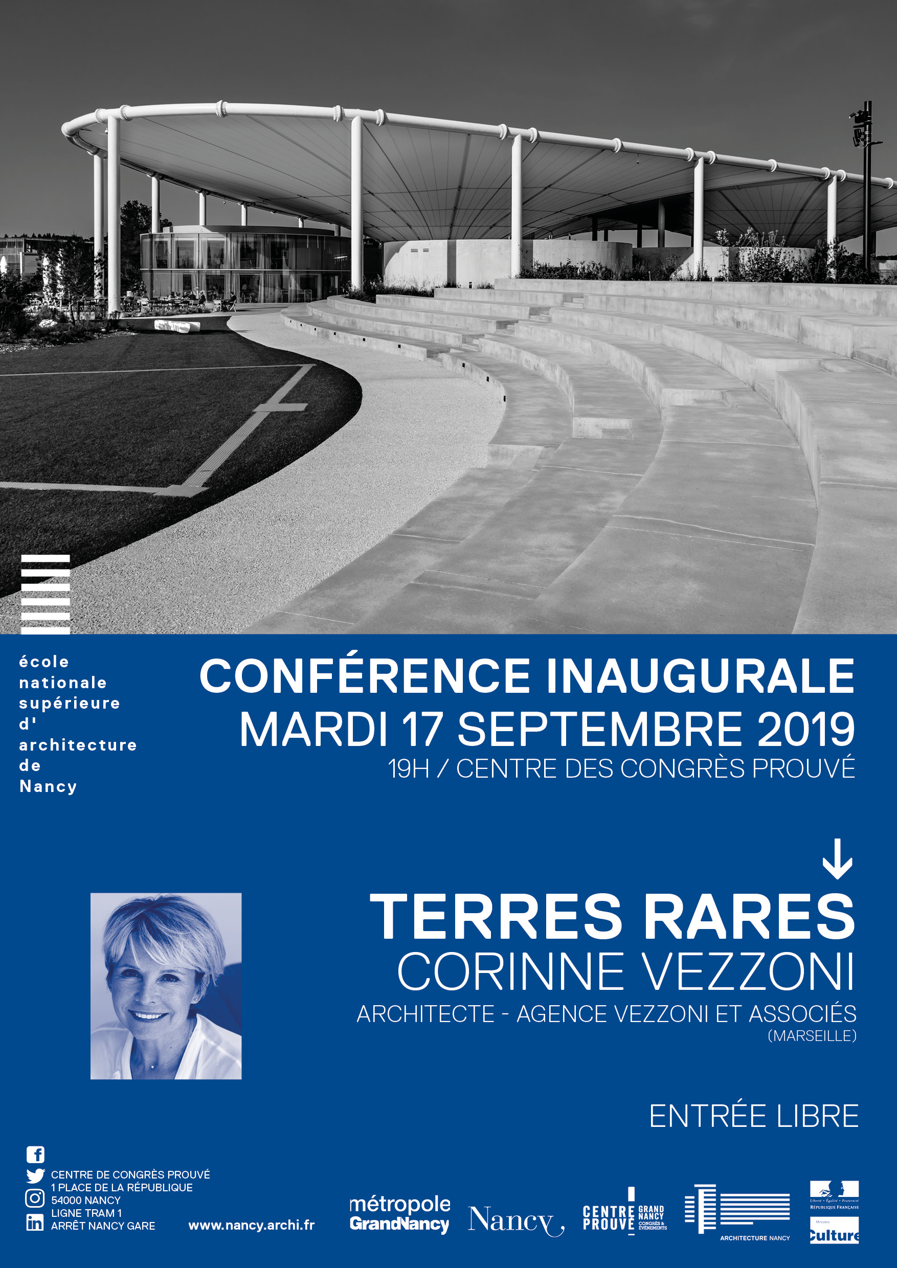 CONFÉRENCE INAUGURALE - TERRES RARES