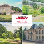 Nancy : BALADE A VELO A VILLERS LES NANCY