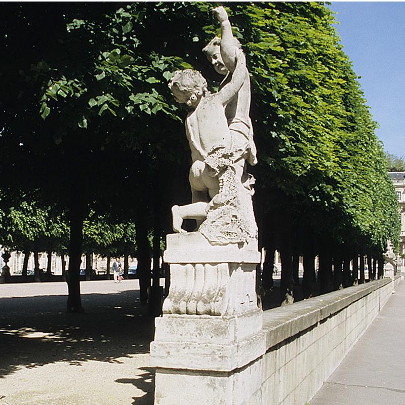 CONFÉRENCE DU PARC DU CHÂTEAU DE LUNÉVILLE À LA PLACE ROYALE DE NANCY