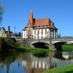 Nancy : JOURNÉES EUROPÉENNES DU PATRIMOINE: HOTEL DE VILLE DE BACCARAT