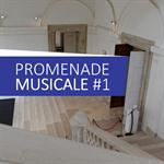Nancy : PROMENADE MUSICALE DU CHÂTEAU AU JARDIN