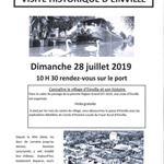 Nancy : VISITE HISTORIQUE D'EINVILLE