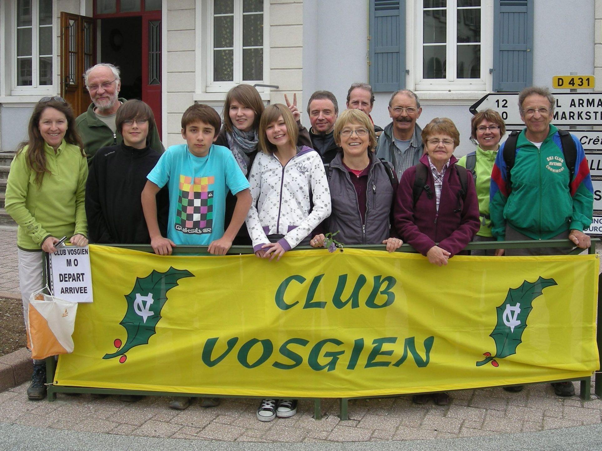 CLUB VOSGIEN