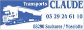 TRANSPORTS BERNARD CLAUDE