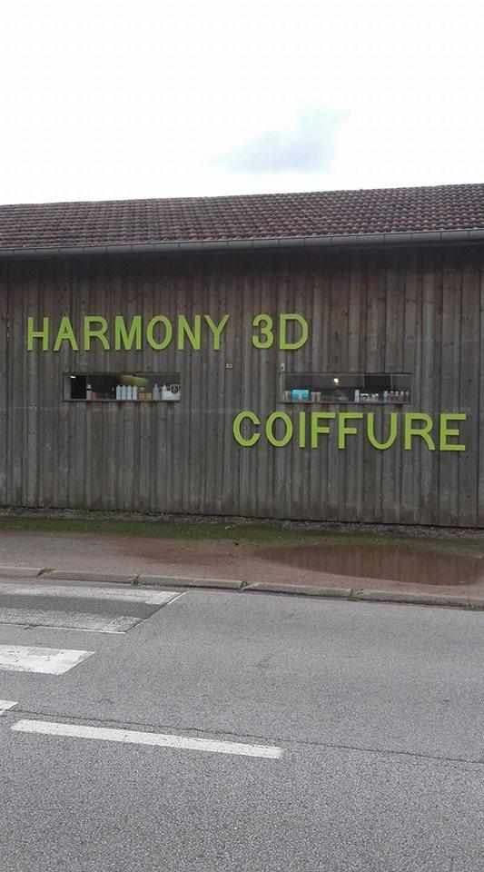 HARMONY  3D  COIFFURE