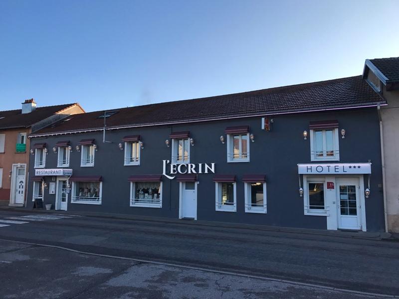 HOTEL RESTAURANT SALON DE THE L'ECRIN